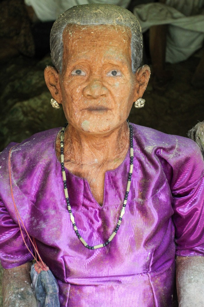 Tau Tau, effigy for the deceased, Sulawesi