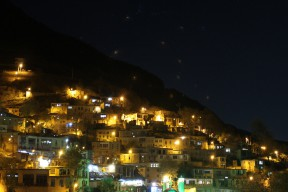 Masouleh at night